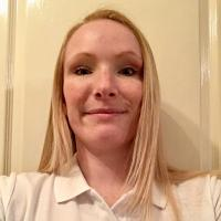 photo of Kirsty Lawrence, Publicity Officer at NBB