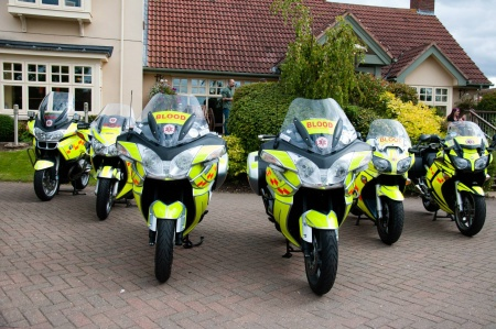 Photo of Six Blood Bikes at Cobbler's Hall Pub