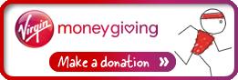 Virgin Money Giving Donate Now Button