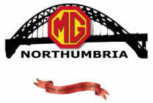 MG Northumbria Logo