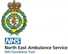 North East Ambulance Service Logo