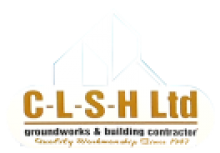 CLSH Ltd - Groundworks and Building Contractor